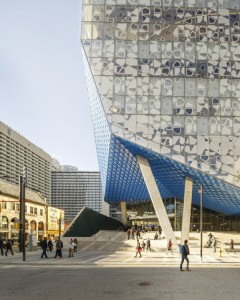 Snøhetta and Zeidler Partnership Architects